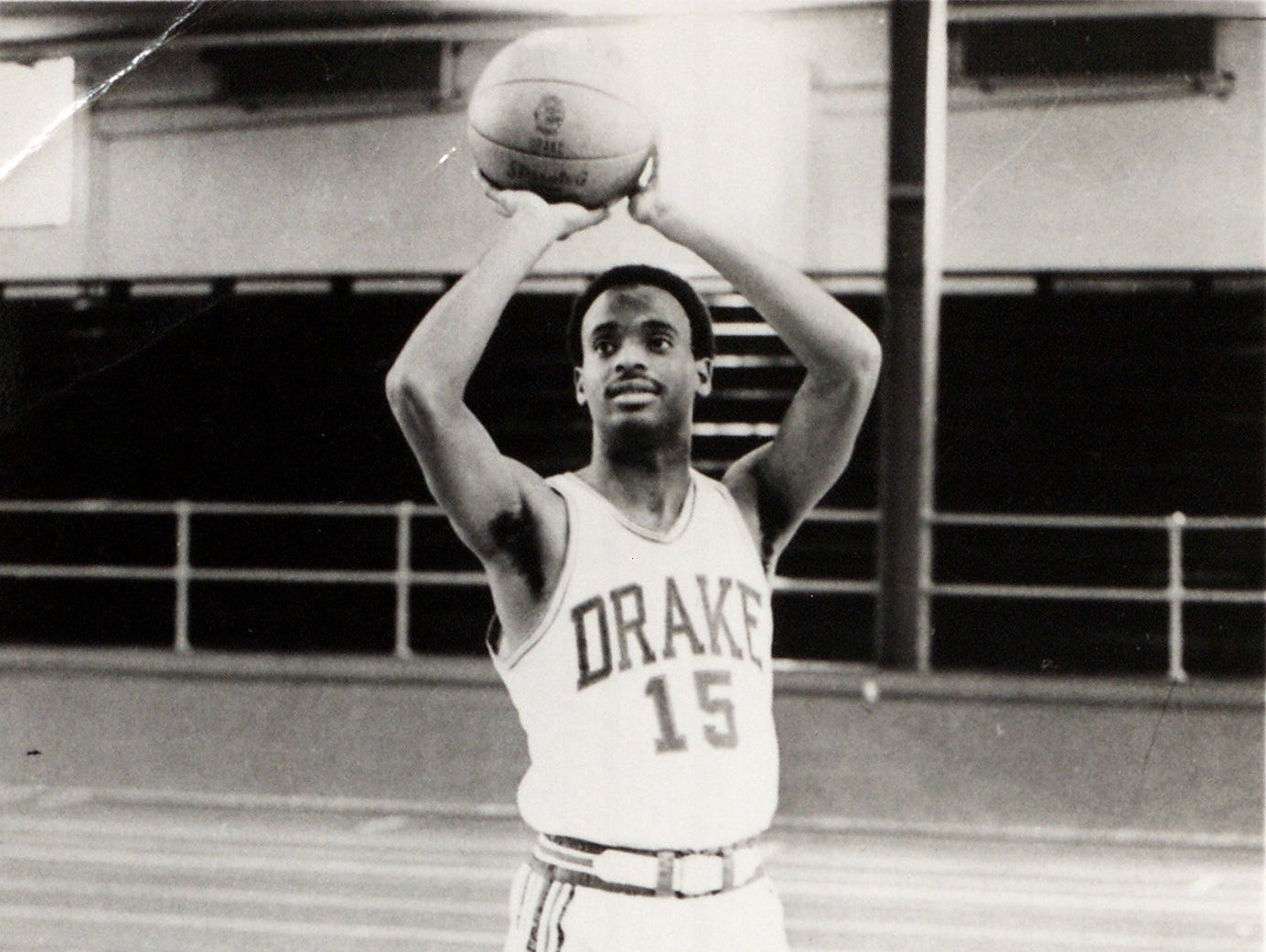 Willie McCarter was a 6-3 senior guard on the 1968-69 Drake men's basketball team that made it to the Final Four. He averaged a team-high 20.4 points, taking a team-high 610 shots that season.