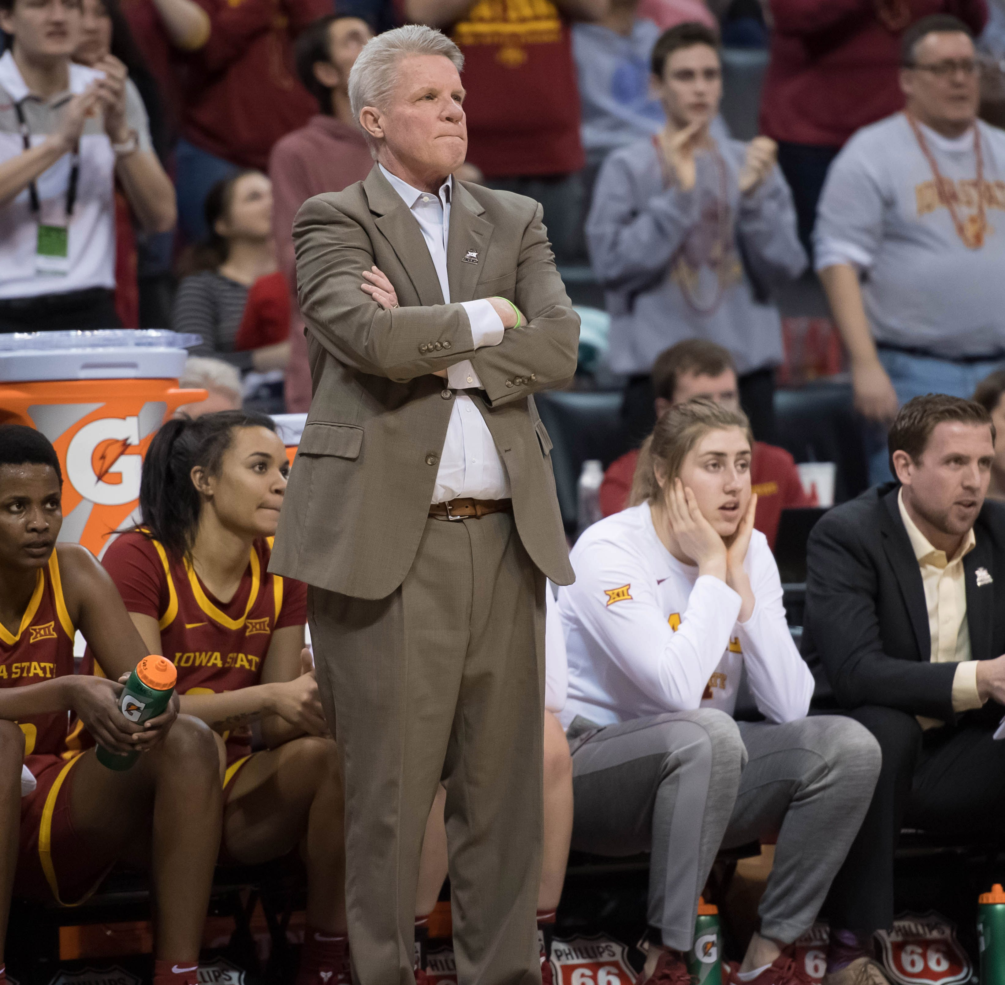 NCAA Tournament: Iowa State women earn No. 3 seed, to host tourney's first two rounds