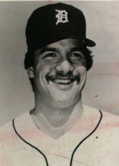 Jerry Ujdur went 10-10 for the Detroit Tigers in 1982.