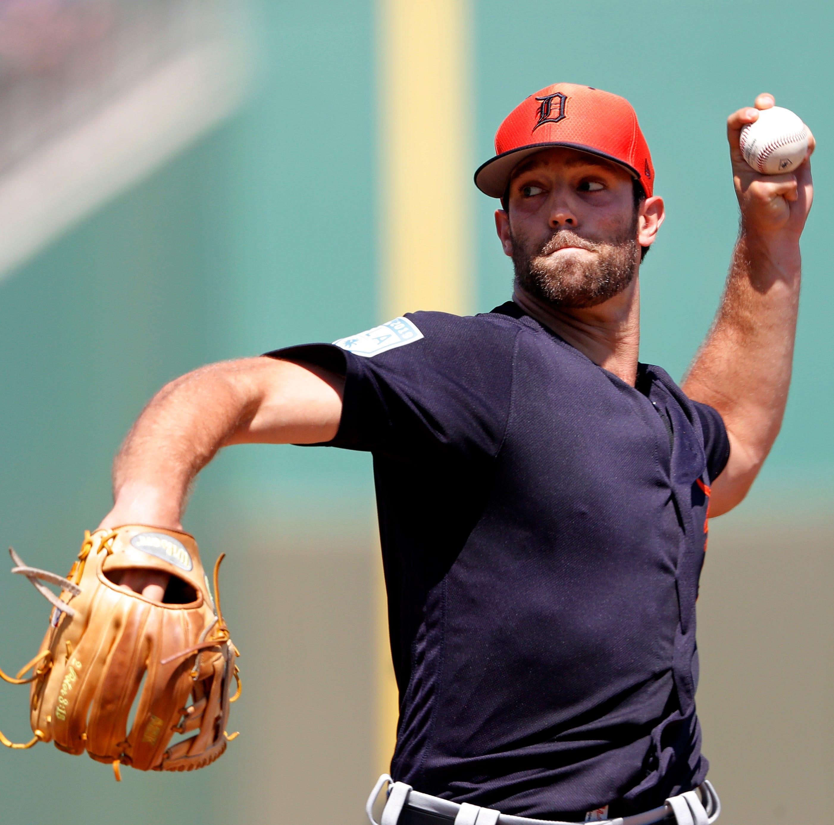 Detroit Tigers observations: Daniel Norris back in line to make team