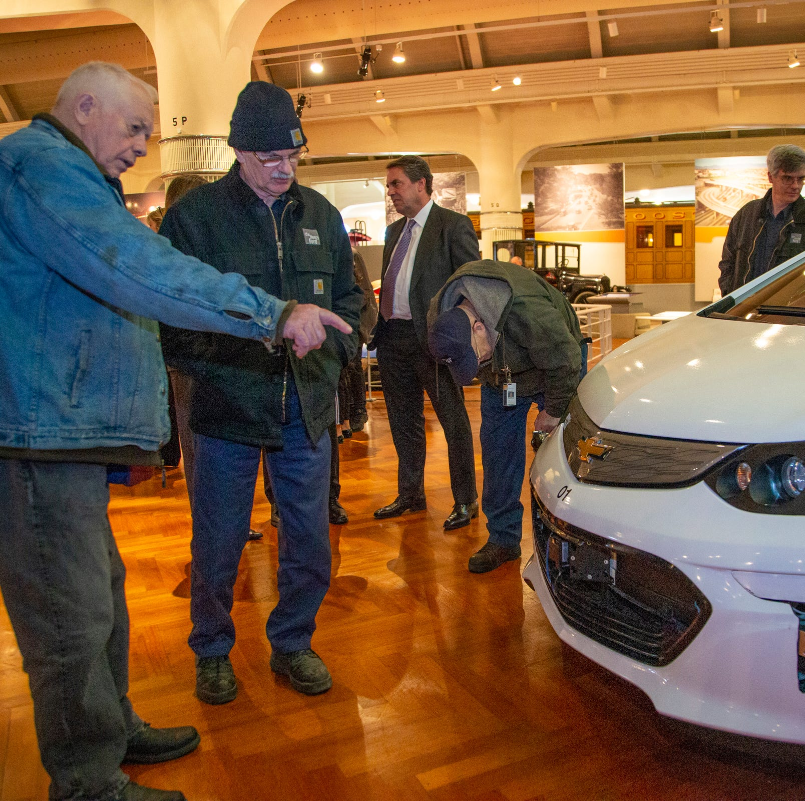 GM's first autonomous car heads to Henry Ford Museum