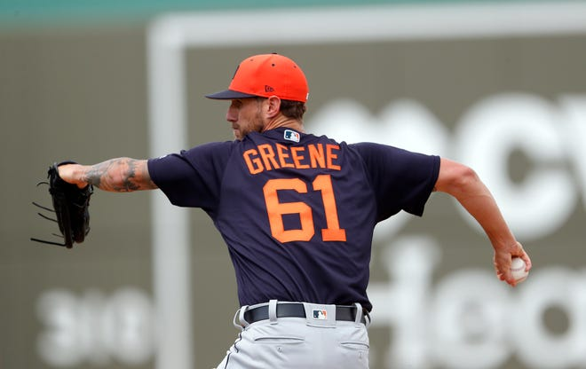 Shane Greene said the impetus for bringing back a change-up was primarily to get right-handed hitters off his sinker.