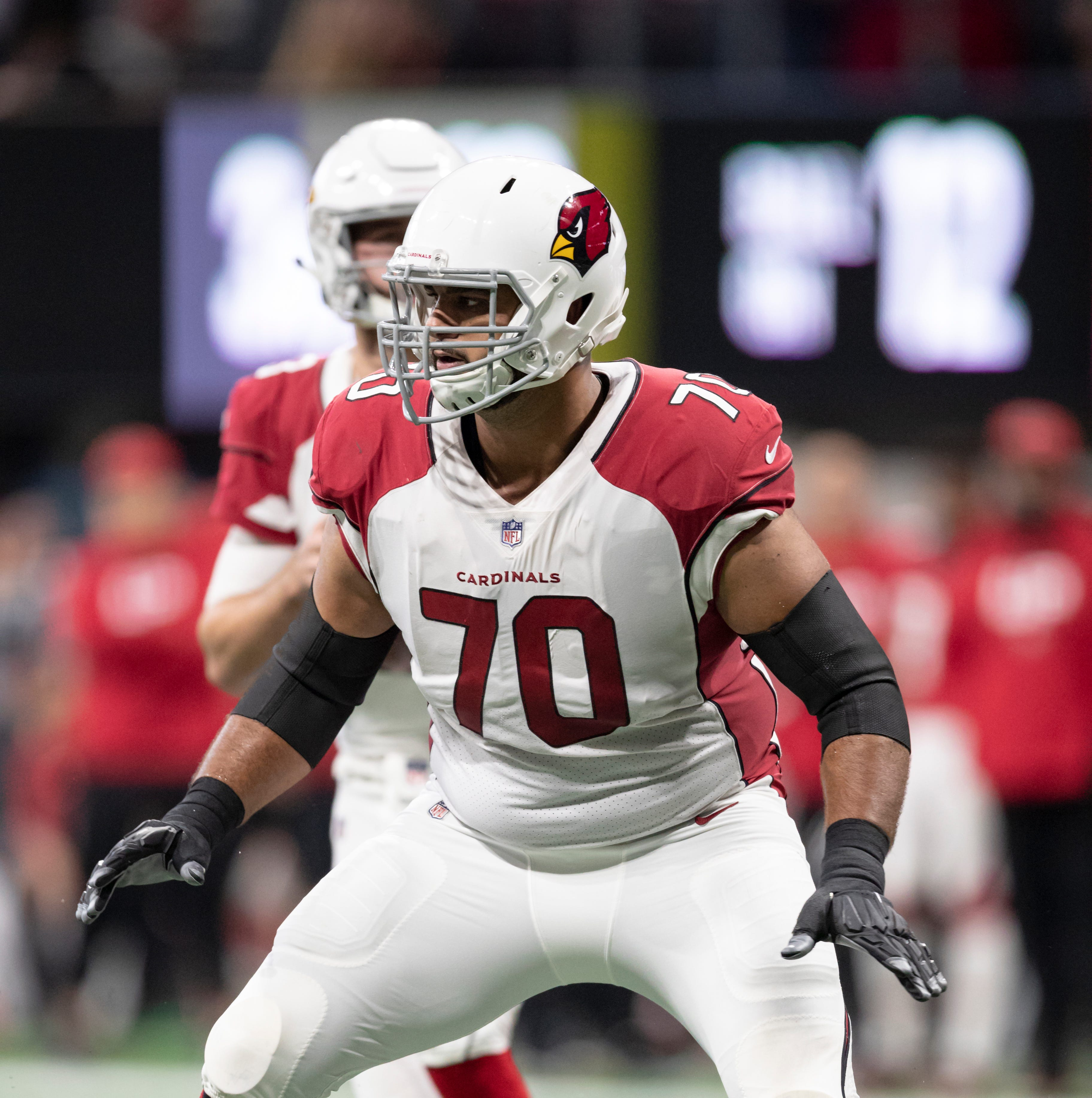 Report: Lions adding O-line depth with Oday Aboushi
