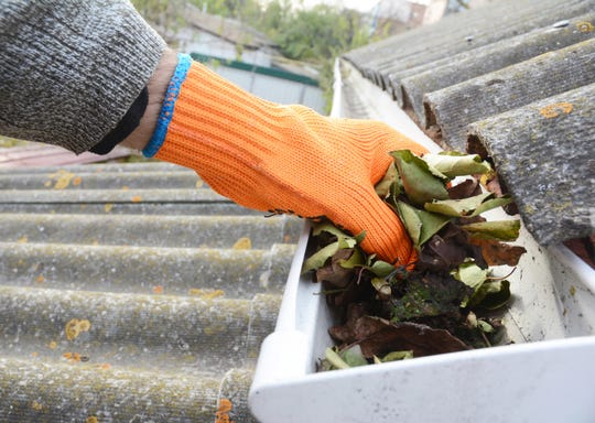 Clean gutters play a vital role in protecting your home. (Dreamstime)