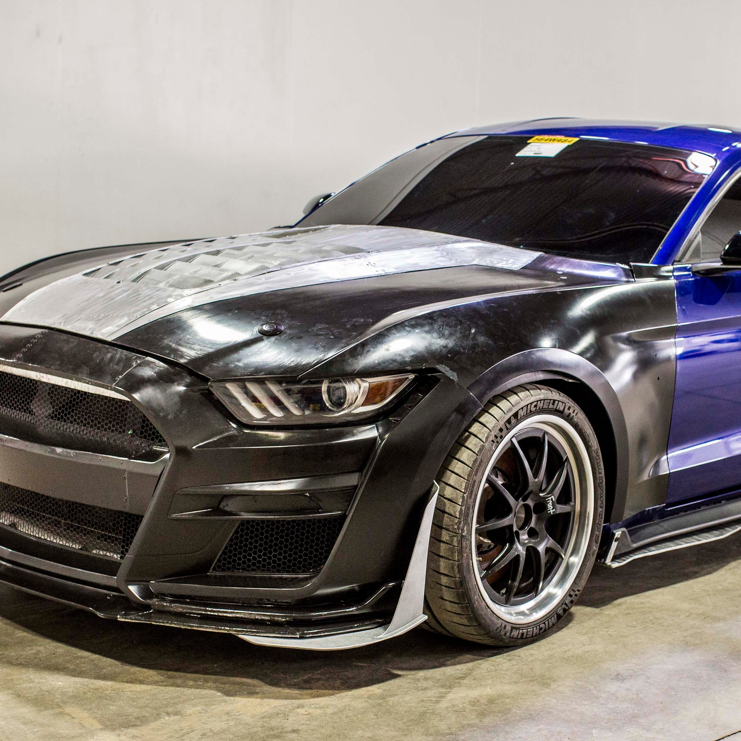 Mustang state-of-the-art: 'Not your grandpa's GT500'
