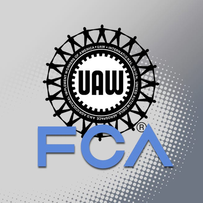 UAW names 2019 bargaining teams for Fiat Chrysler, GM