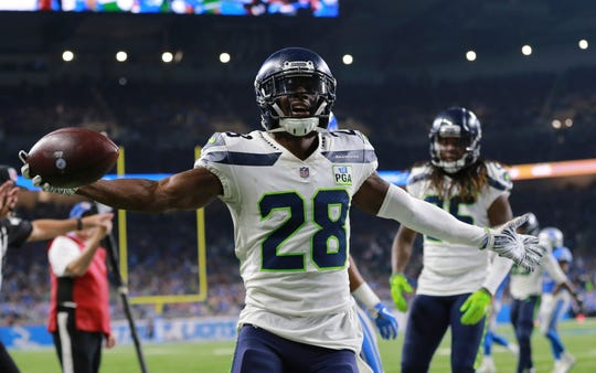 The Lions reportedly have reached an agreement with former Seahawks cornerback Justin Coleman.