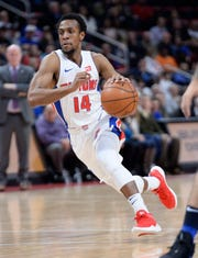 The Pistons are 26-14 this season when Ish Smith is playing.