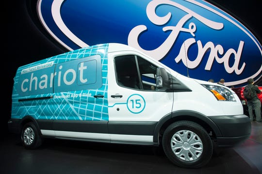 In January, Ford killed its Chariot shuttle service, which it purchased in 2016 for $65 million and had anticipated to be an integral piece of its mobility offerings.