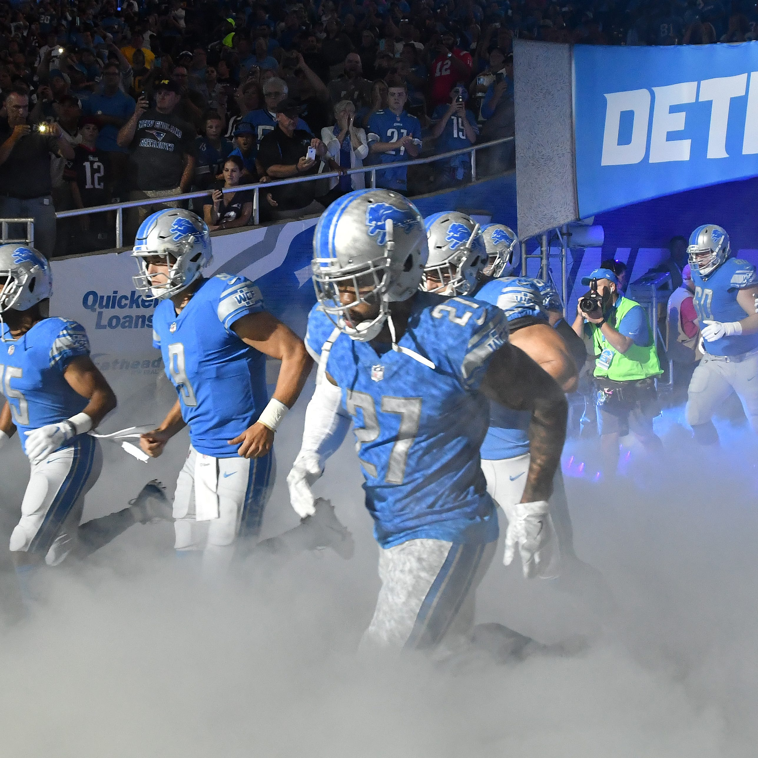 NFL agent poll: Detroit not a desirable destination