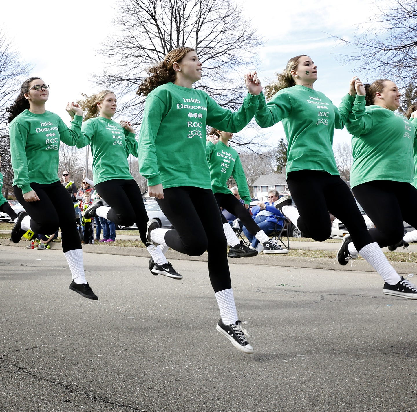 Here's this year's schedule for the Horseheads St. Patrick's Day Parade