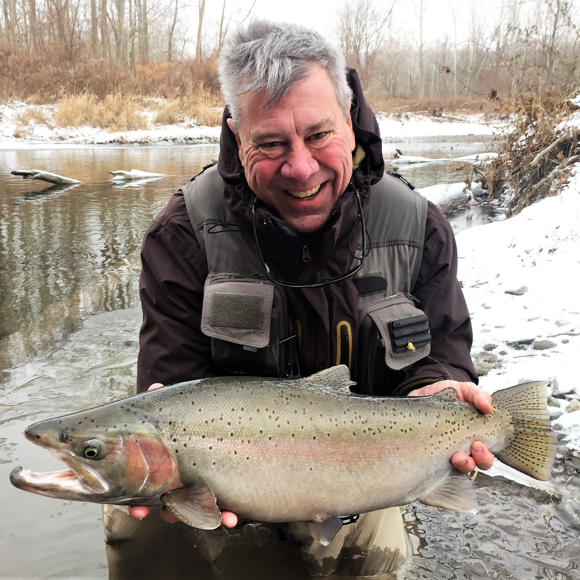 Southern Tier fly anglers tune up for trout fishing opener