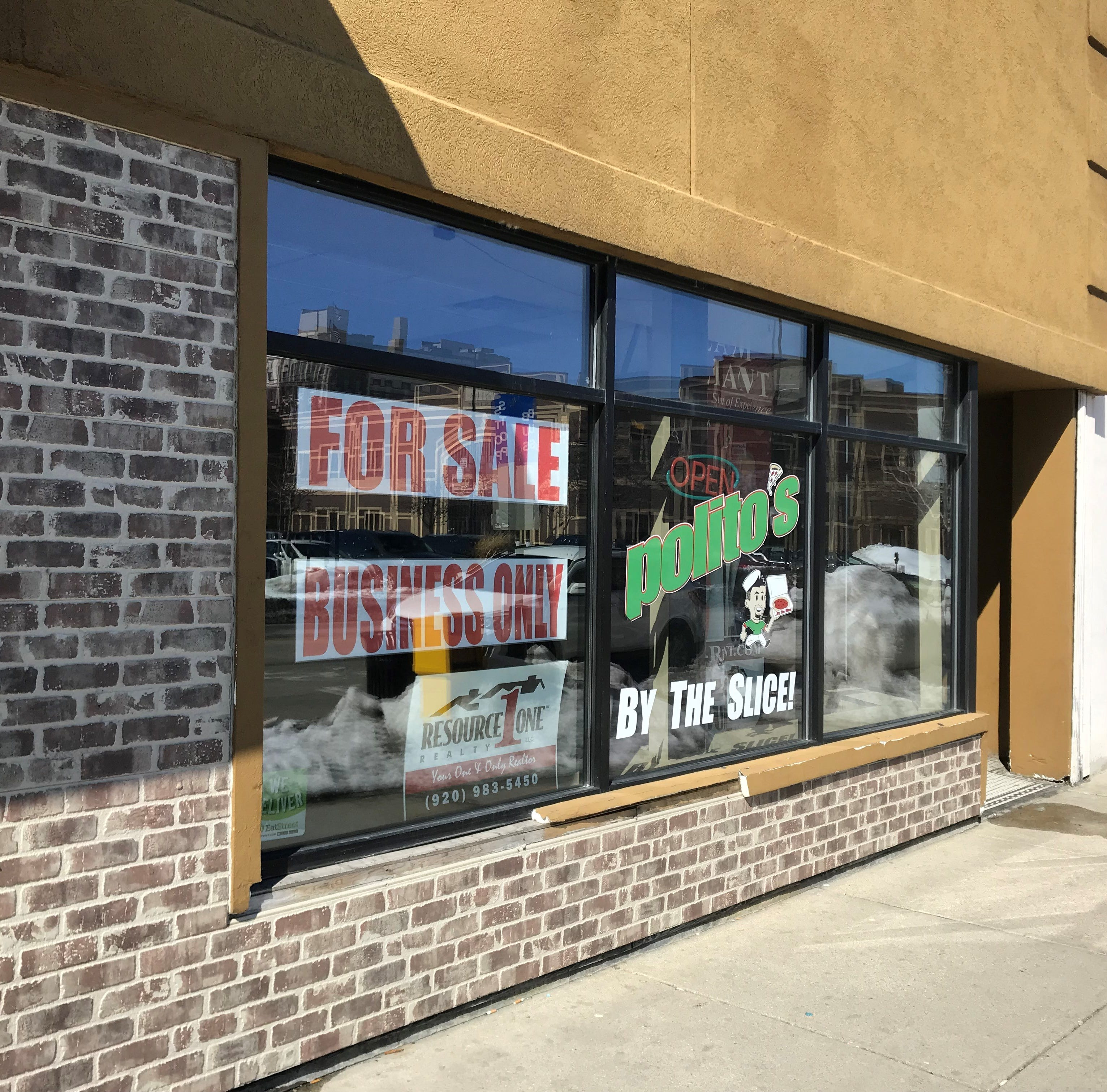Streetwise: Downtown Green Bay Polito's has closed