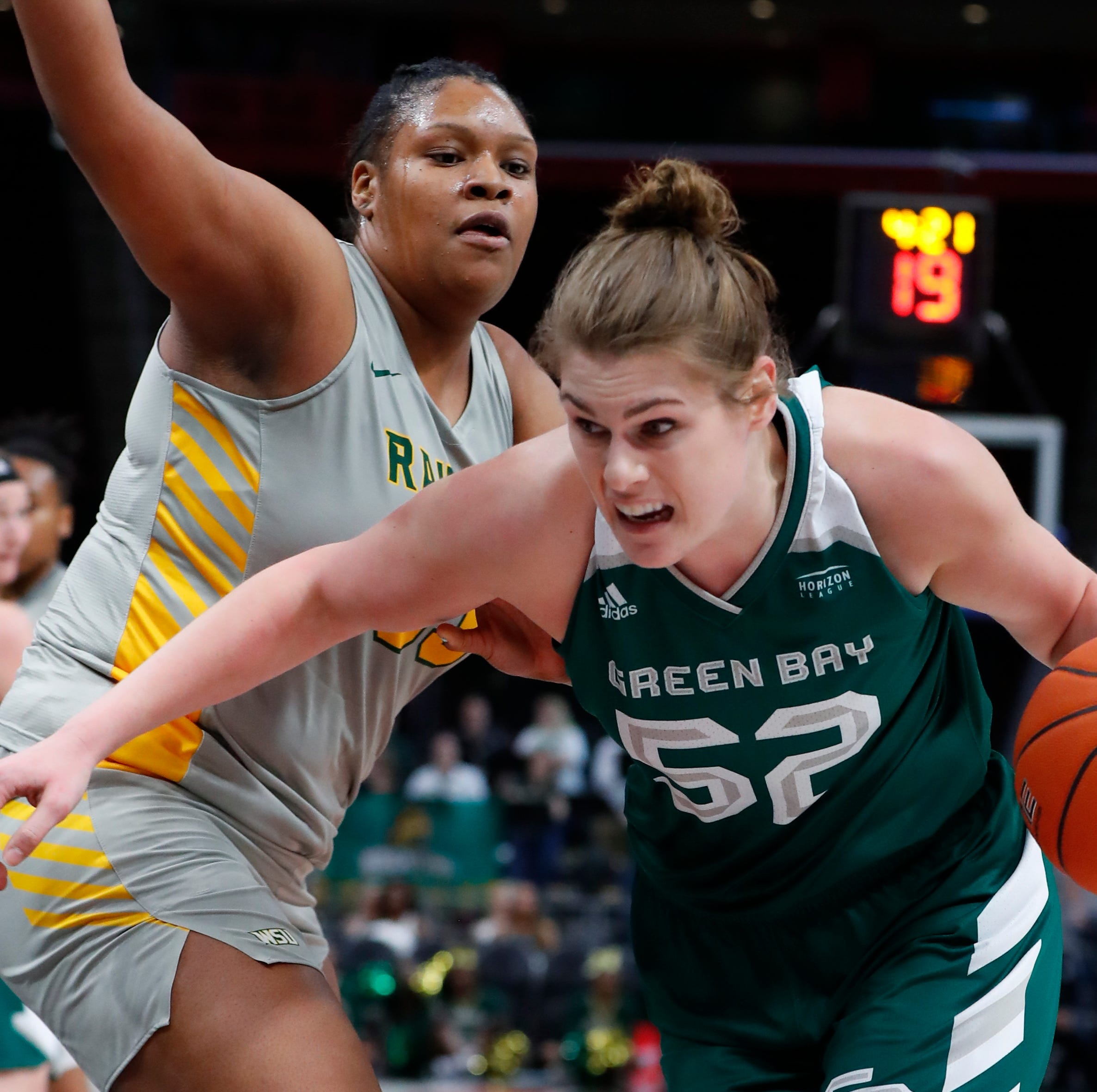 UWGB women's basketball: Cold quarter dooms Phoenix in Horizon League title game