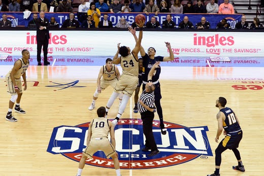 Ncaa Tournament Let The Games Begin In Earnest: NCAA Tournament: Wofford's Best Basketball Team Heads To