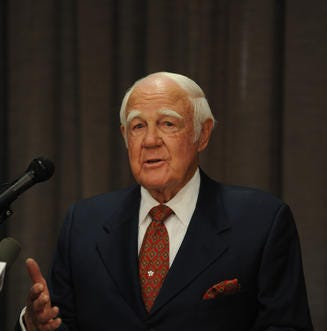 Jerry Dempsey, former Greenville Health System chairman and Clemson donor, has died