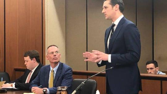 Columbia Democrat Dick Harpootlian's lawyer Chris Kenney.
