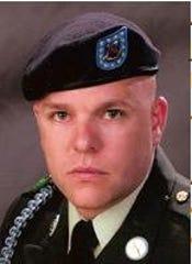U.S. Army Staff Sgt. Travis Atkins of Montana