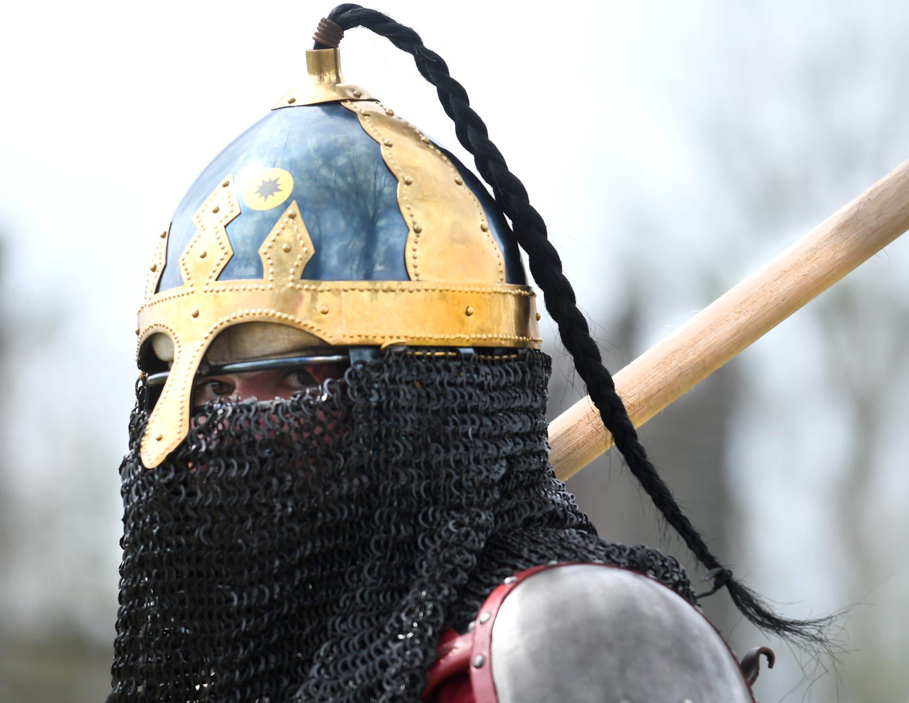 Thousands attend Medieval Gulf Wars in Lumberton
