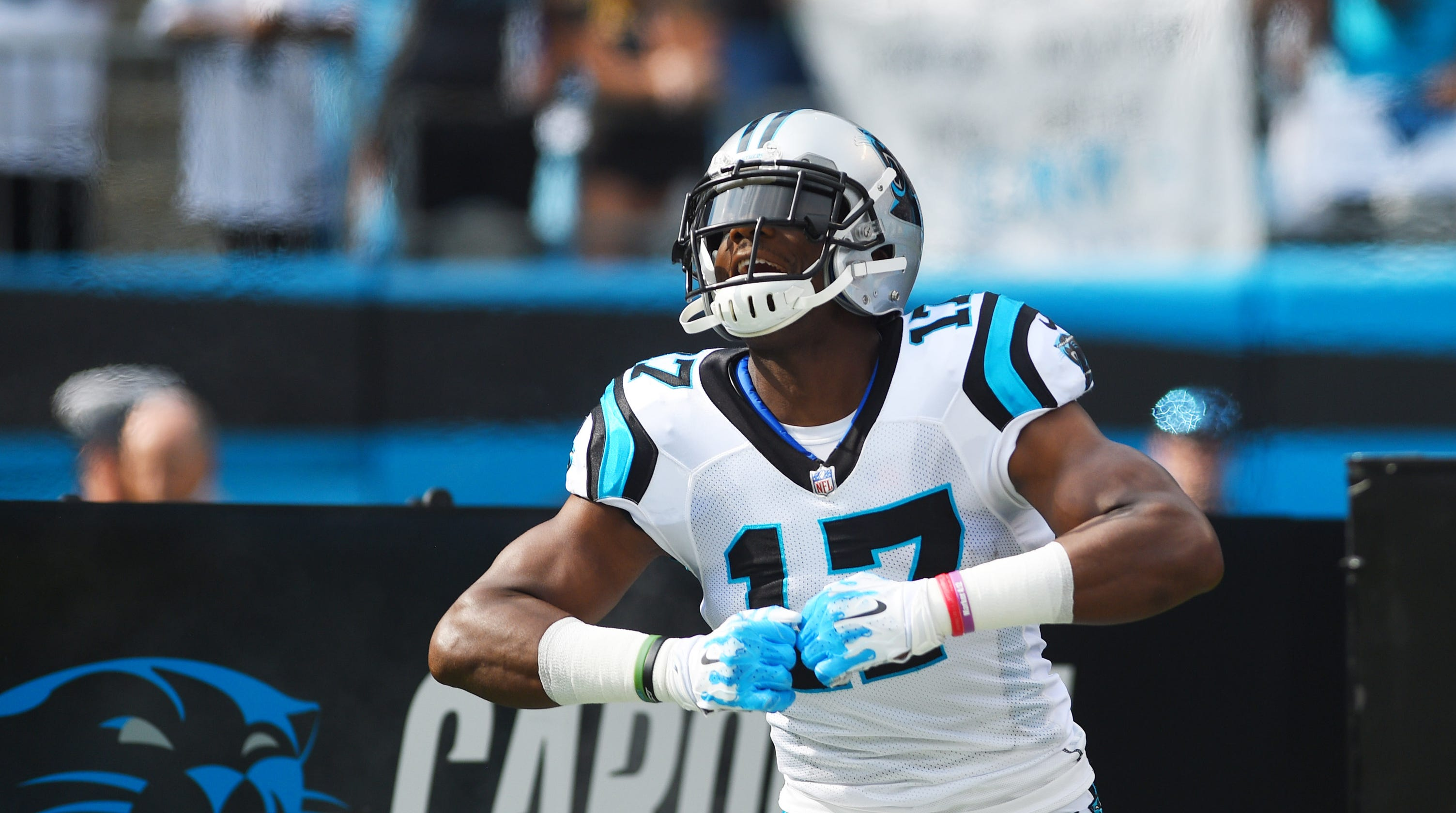 6ba531e0 NFL free agency: Colts aren't scared of Devin Funchess' drops