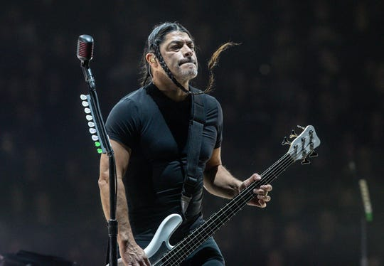 Metallica's Kirk Hammett and Robert Trujillo cover the Zero Boys in  Indianapolis