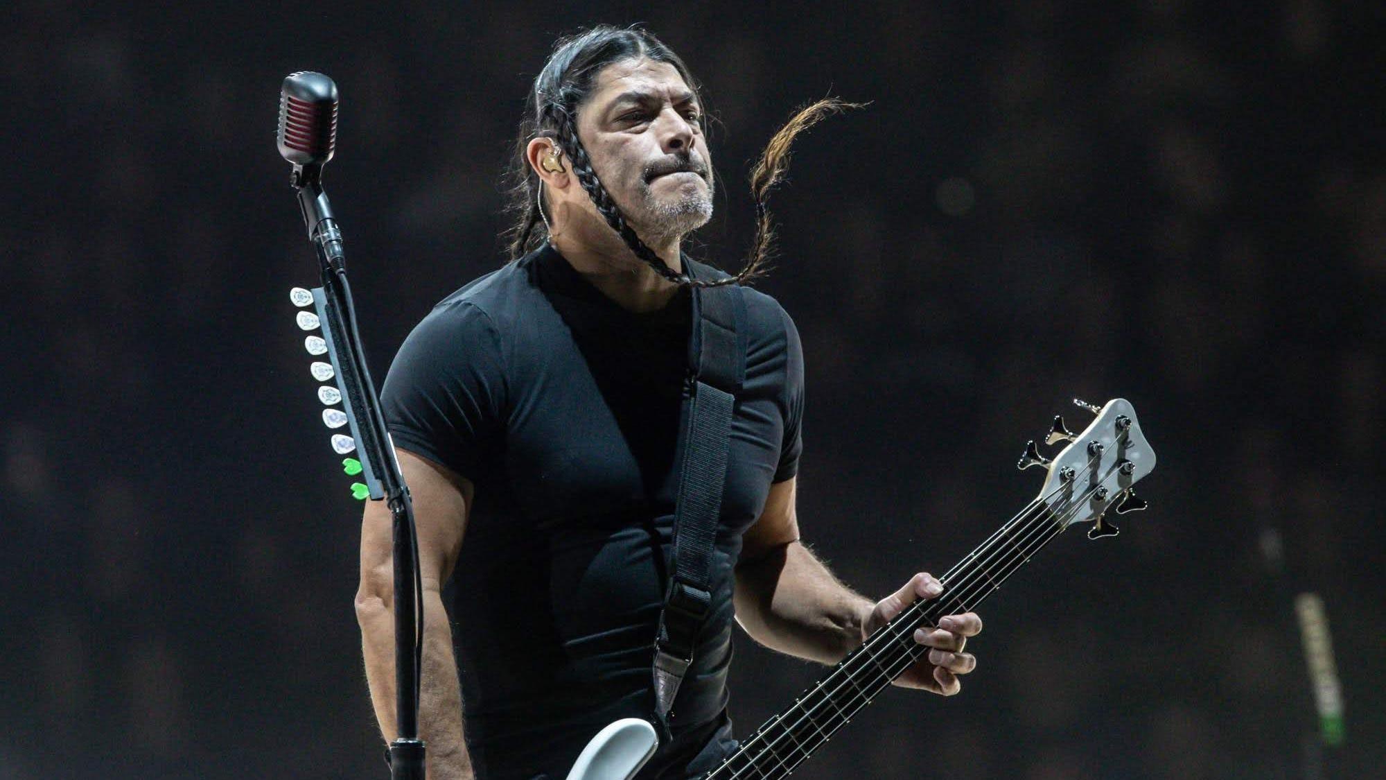 Metallica's Kirk Hammett and Robert Trujillo cover the Zero Boys in  Indianapolis