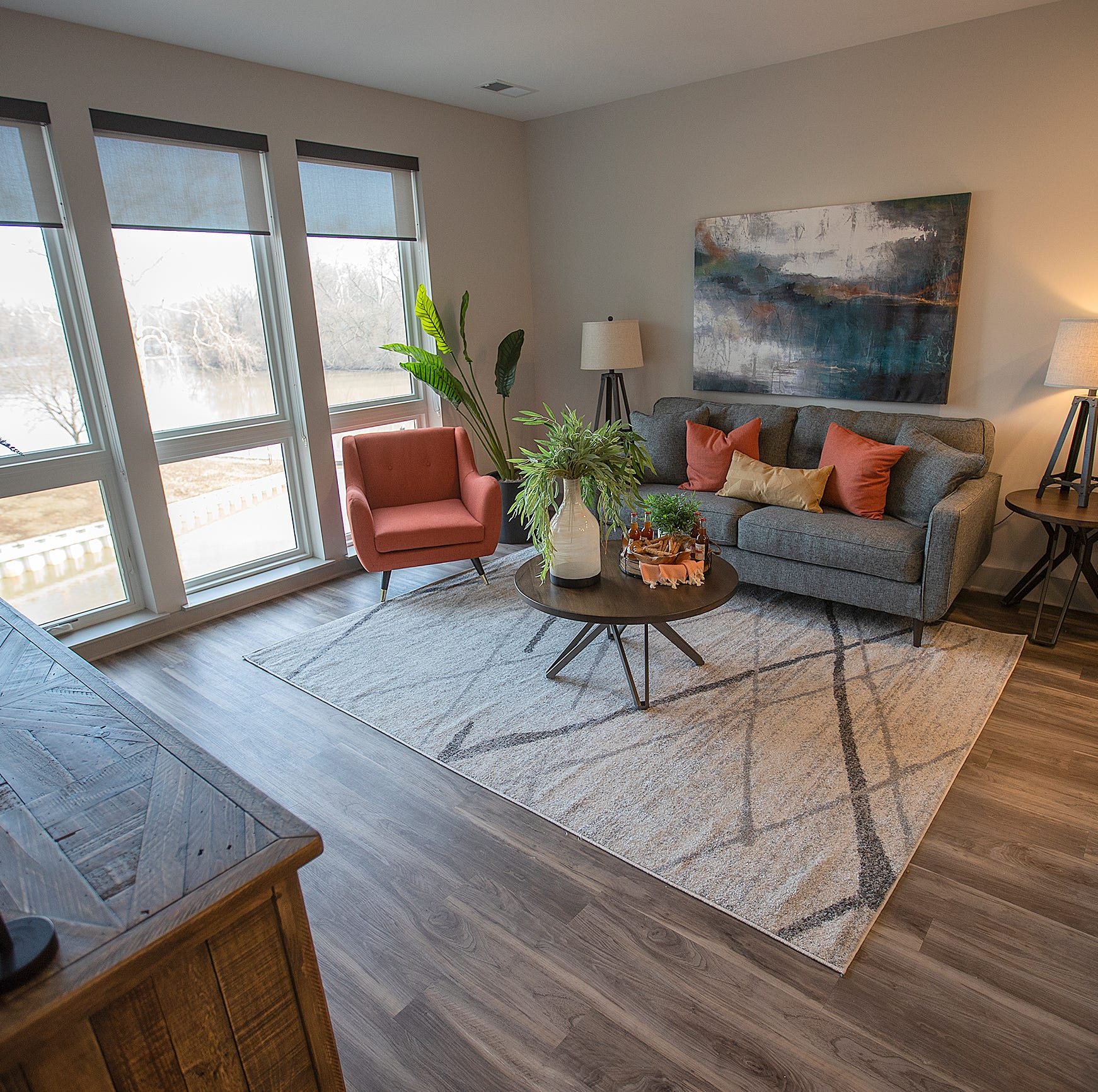 Hot Property: Get great views of the river and a rooftop patio at Broad Ripple's new River House apartments