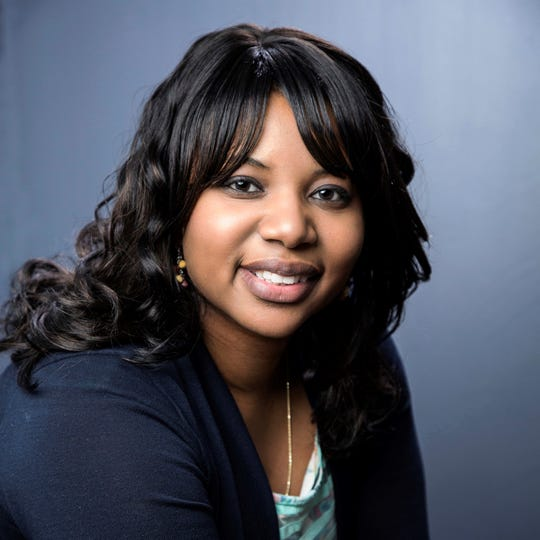 RaQuishia Harrington is the special and under-served populations recreation supervisor for Iowa City.