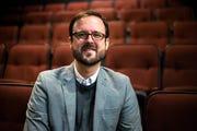 Adam Knight, artistic director at the Riverside Theatre