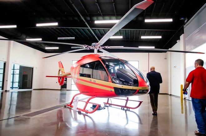 Kopter Manufacturing Faciltiy Dedication