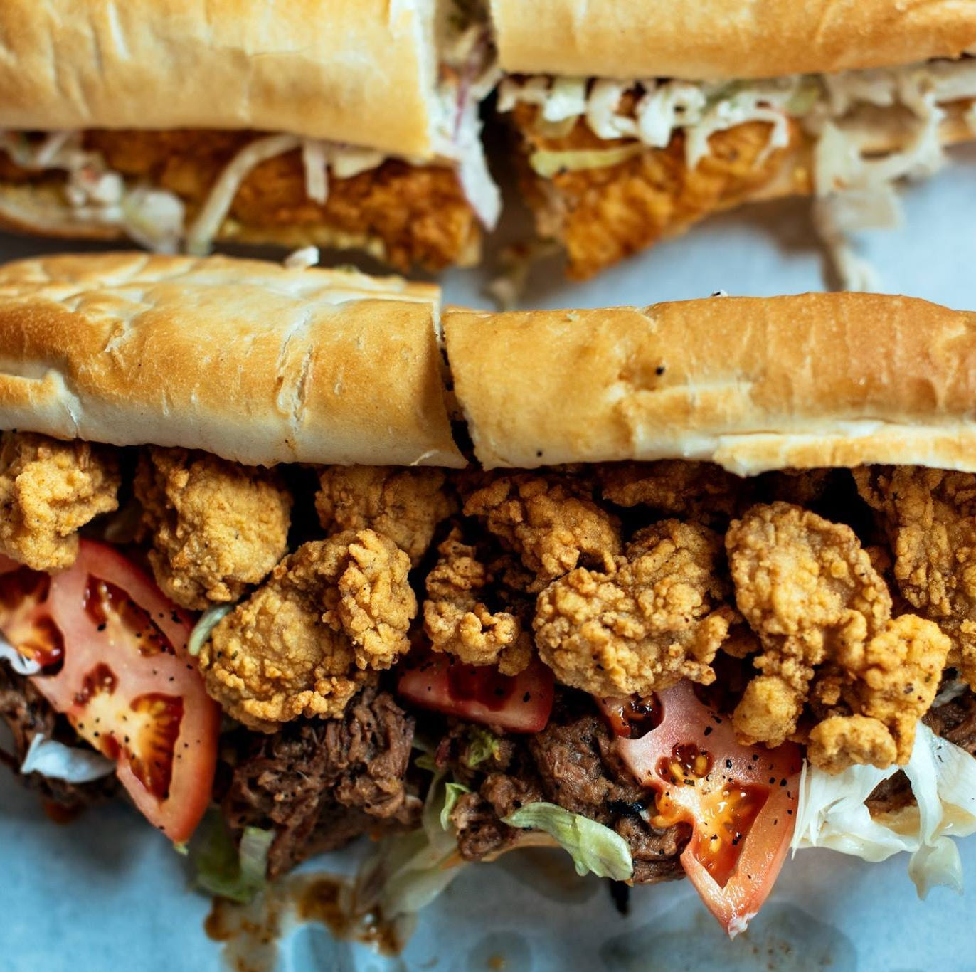 Here's what's on the menu at the 2019 Acadiana Po-Boy Festival