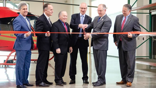 Kopter Manufacturing Faciltiy Dedication