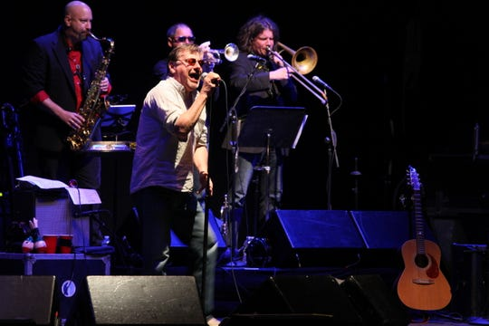 CAPA presents Southside Johnny & the Asbury Jukes at the Davidson Theatre (77 S. High St.) at 8 p.m. Thursday, April 4.
