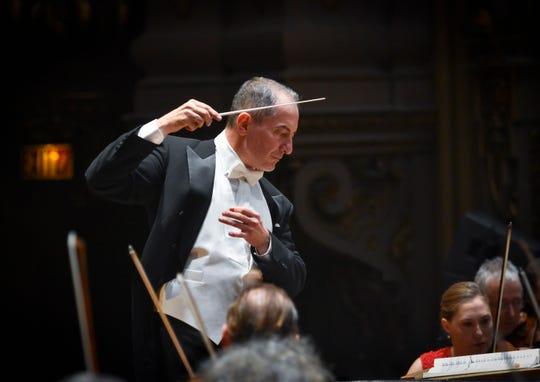 "CSO Music Director Rossen Milanov will conduct the Columbus Symphony in ""The Trumpet Shall Sound."""
