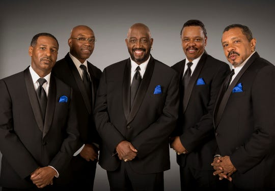 Terry Weeks, Larry Braggs, Otis Williams, Willie Green, Jr., Ron Tyson
