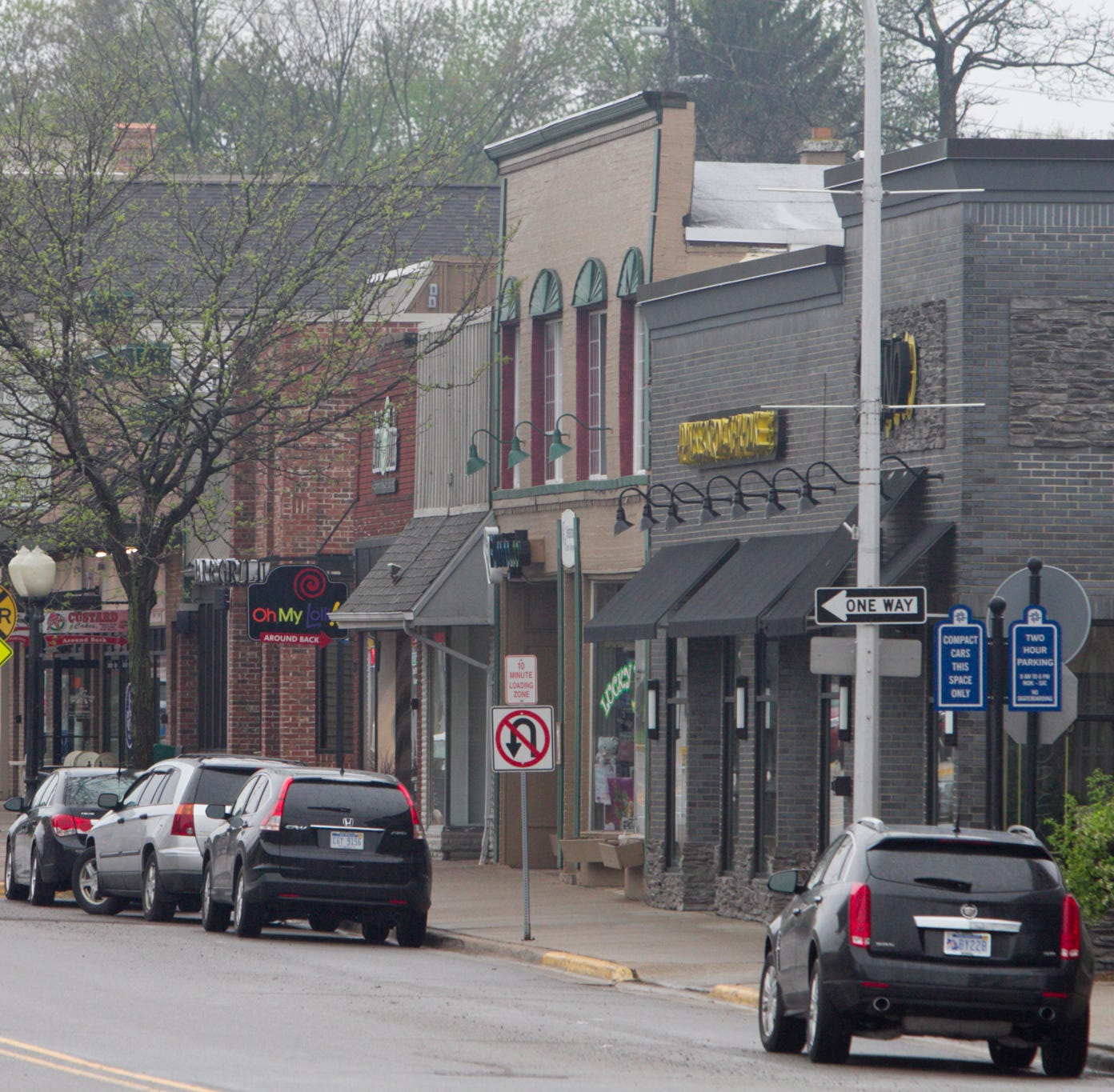Survey: Most residents don't want paid parking in downtown Brighton