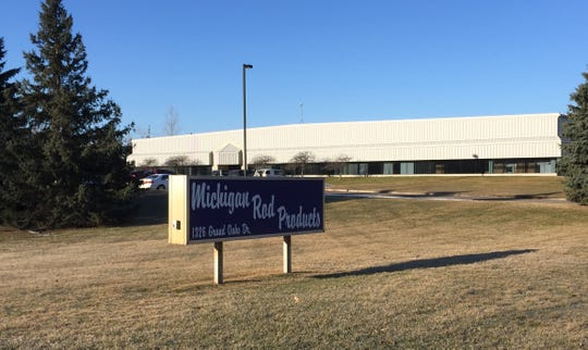 Genoa Township metal parts manufacturer Michigan Rod Products, Inc. plans to expand its plant.