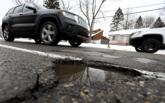 A national transportation research group called TRIP reported Tuesday driving on deficient roads costs Michigan motorists an average of $1,740 annually.
