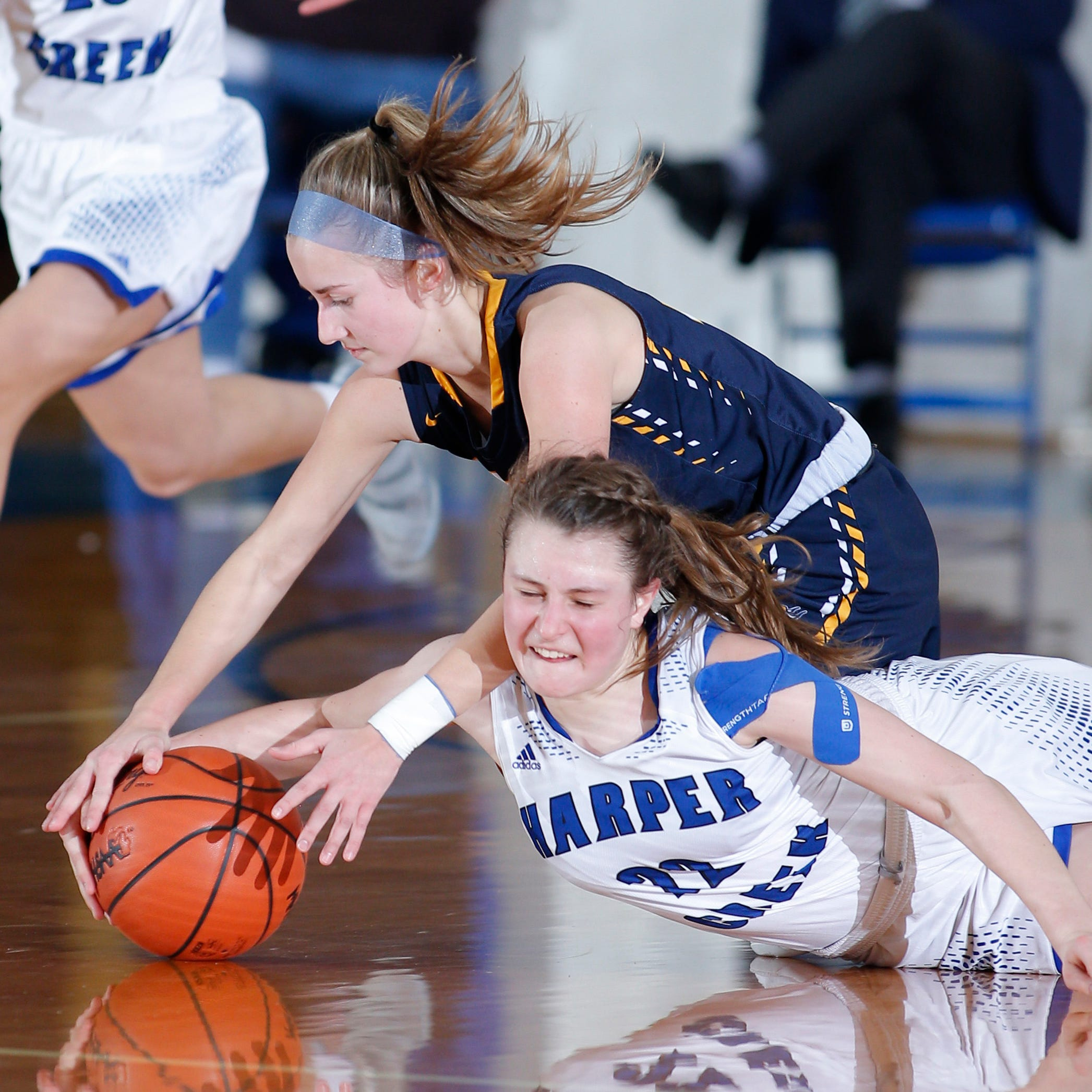 Regionals: Young Harper Creek sees season end in semifinals