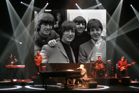 Jim Witter brings his show, 'The Long and Winding Road,' featuring music of The Beatles, to the Capitol Civic Centre stage in Manitowoc March 30.