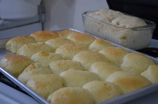 This week, Lovina shares a recipe for 60-minute dinner rolls.
