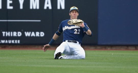 Christian Yelich more than lived up to expectations last year with an MVP season for the Brewers.