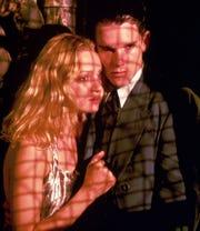 """Uma Thurman and Ethan Hawke star in """"Gattaca."""""""