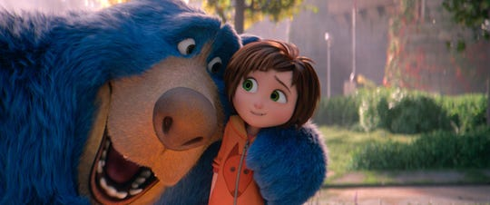 "A girl's dream of an amazing theme park comes to life, with a little help from some furry friends, in ""Wonder Park."""