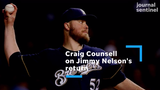 Craig Counsell on Jimmy Nelson's rehab and return to the mound