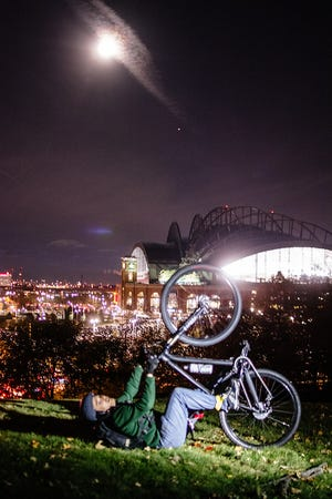 Tosa Full Moon Bicycle Rides' first ride of the season is at 7 p.m. March 20.