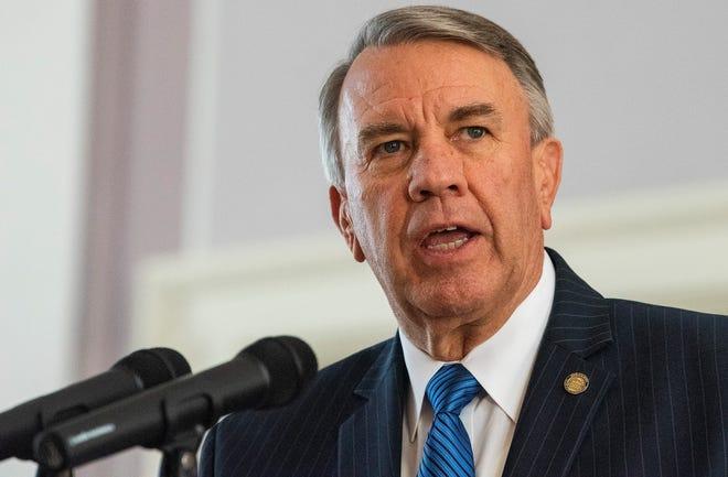 Speaker of the House Mac McCutcheon