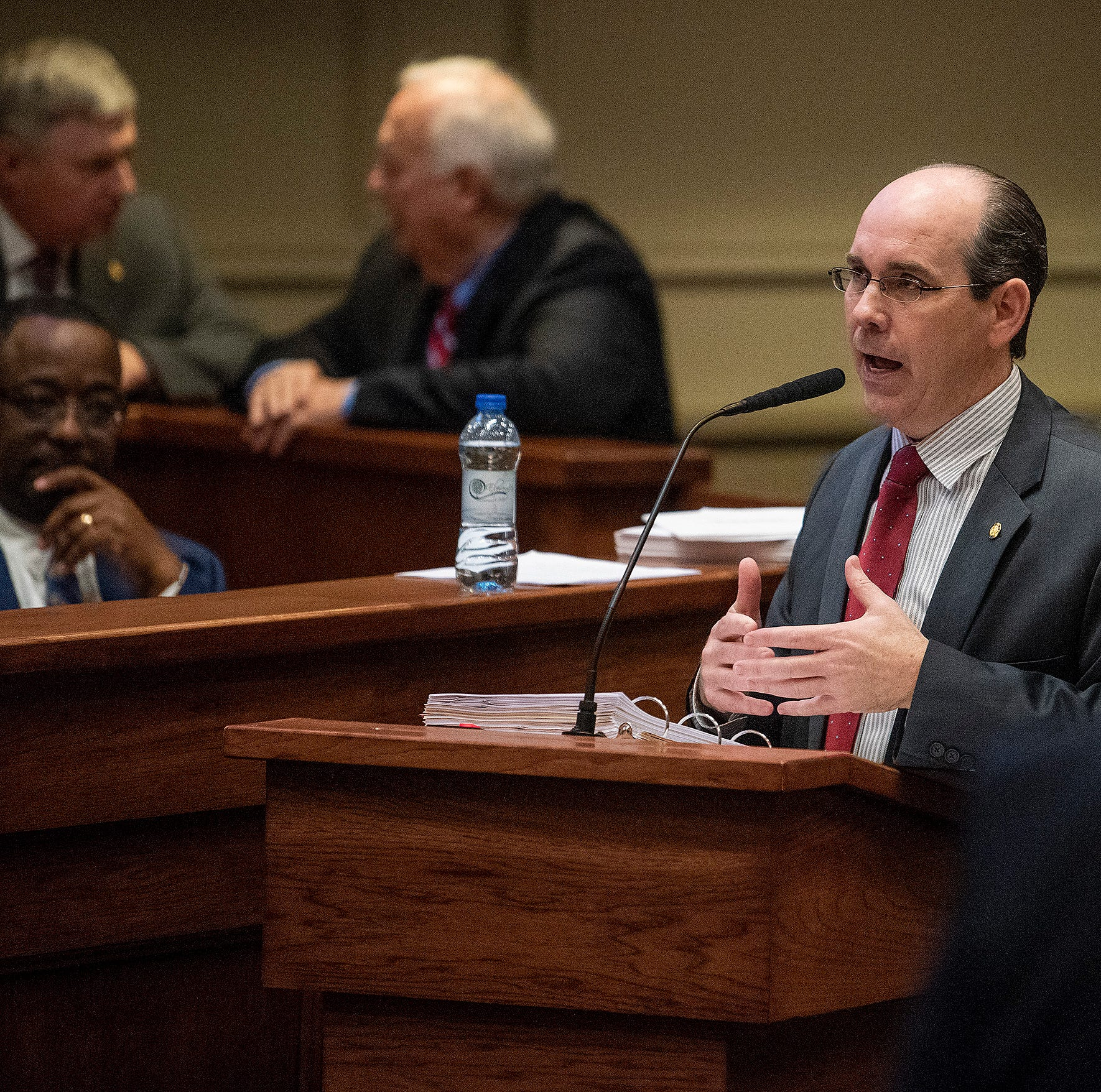 Alabama Legislature gives final approval to gas tax increase