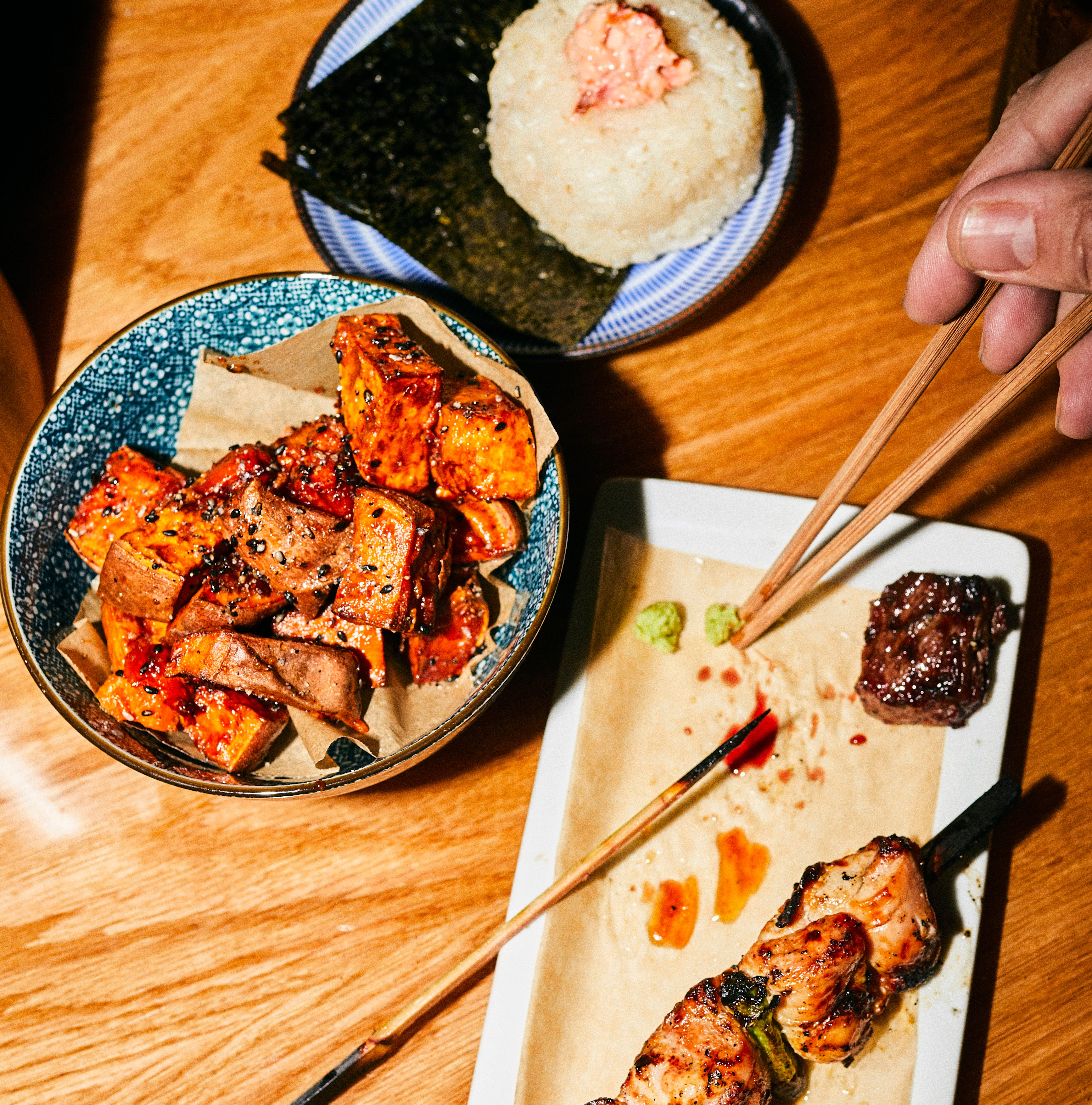 Bar Otaku's Japanese pub fare a good fit for Gulch