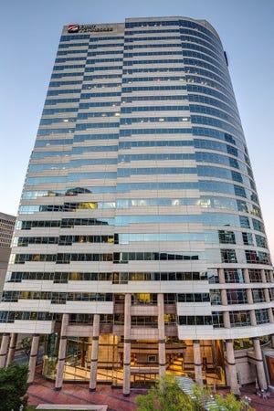 Texas-based CapRidgePartners bought Nashville City Center for $105.3 million on Monday.